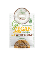 7Days GoVegan Yummy Sheet Face Mask Monday White Day Odżywcza maska w płachcie 25g