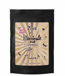 7Days Illuminate Me Rozświetlający peeling kawowy Miss Crazy 200g