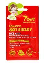 7Days maska do twarzy Romantic Saturday 28g