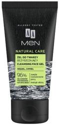 AA MEN Natural Care żel do twarzy Oczyszczający dla mężczyzn 150ml