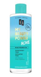 AA My Beauty Power Acne Tonik złuszczający 200ml