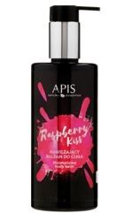 APIS Balsam perfumowany do ciała nawilżający Raspberry Kiss 300ml