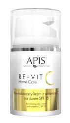 APIS Re-Vit C Home Care Rewitalizujący krem z witaminą C na dzień SPF15 50ml