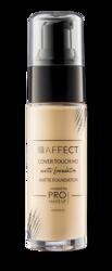 Affect COVER TOUCH HD Matte Foundation Matujący podkład do twarzy Tone 1 27ml