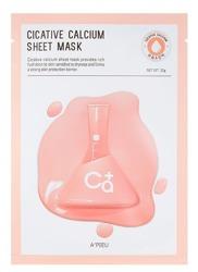 A'pieu Cicative Calcium Sheet Mask Maska w płachcie na bazie wapnia 22g