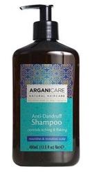 ArganiCare Anti-Dandruff Shampoo SHEA BUTTER Przeciwłupieżowy szampon do włosów z masłem shea 400ml