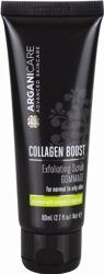 ArganiCare Collagen Boost Exfoliating Scrub Gommage Złuszczający peeling do twarzy 80ml