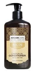 ArganiCare Conditioner CASTOR Odżywka do włosów z olejem rycynowym 400ml