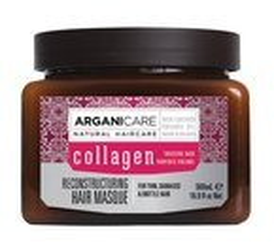 ArganiCare Hair Masque COLLAGEN Maska do włosów z kolagenem 500ml