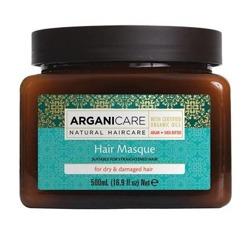 ArganiCare Hair Masque SHEA BUTTER Maska do włosów z masłem shea 500ml