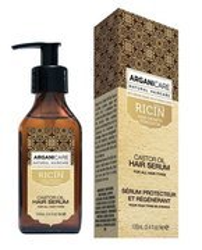 ArganiCare Hair Serum CASTOR Serum do włosów z olejem rycynowym 100ml
