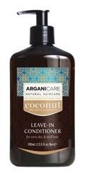 ArganiCare Leave-in Conditioner COCONUT Odżywka do włosów bez spłukiwania z olejem kokosowym 400ml