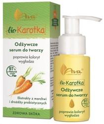 Ava Bio Karotka odżywcze serum do twarzy 50ml