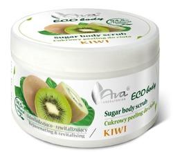 Ava ECO Body peeling cukrowy Kiwi 250g