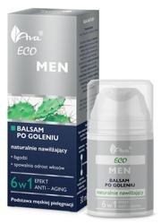 Ava Eco Men Balsam po goleniu naturalnie nawilżający 6w1 50ml