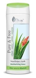 Ava Pure&Free nawilżający tonik aloes 250ml