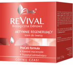 Ava ReVival Aktywnie regenerujący krem do twarzy 50ml