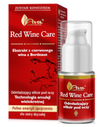 Ava Red Wine Care - Eliksir pod oczy 15ml