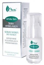 Ava White Skin Serum-maska do twarzy intensywnie rozjaśniająca przebarwienia 30ml