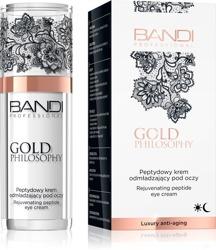 BANDI Gold Philosophy krem pod oczy peptydowy 30ml