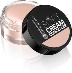 BELL HYPOAllergenic Soft Cream Concealer Korektor kamuflujący Light Peach 01