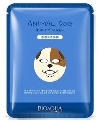 BIOAQUA Animal Dog Addict Mask - Maska w płachcie 30g