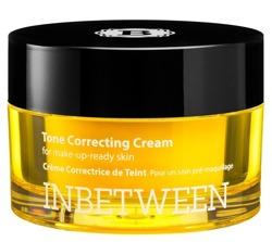 BLITHE Inbetween Tone Correcting Cream Rozjaśniający krem do twarzy 30g
