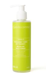 Back To Comfort Cistacea-M Micelarny tonik do twarzy z kwasem migdałowym 3% i niacynamidem 200ml