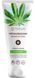 Barwa Hipoalergiczny Balsam do ciała -  olej z Konopi 200ml