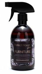 Barwa Perfect House GLAM Furniture Profesjonalne mleczko do czyszczenia drewnianych mebli 500ml