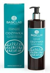 BasicLab DERMOCOSMETICS CAPILLUS Odżywka do włosów kręconych 300ml