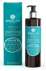BasicLab Stymulująca odżywka na wypadanie włosów 300ml