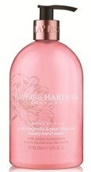Baylis&Harding Mydło do rąk Pink Magnolia+Pearl Blossom 500ml