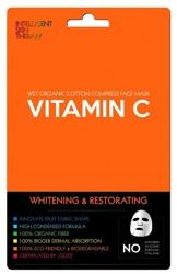 Beauty Face Ekspresowa Maska w płachcie Vitamin C