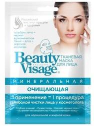 BeautyVisage Mineralna maska w płachcie