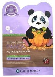 Belleza Castillo Panda Nutriment Mask Odżywcza maseczka do twarzy Panda 25g