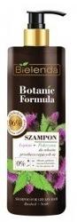 Bielenda Botanic Formula Łopian + Pokrzywa Szampon do włosów przetłuszczających się 400ml
