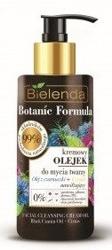 Bielenda Botanic Formula Olej z Czarnuszki + Czystek Kremowy olejek do mycia twarzy 140ml