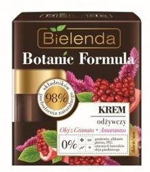 Bielenda Botanic Formula Olej z Granatu + Amarantus Krem odżywczy 50ml