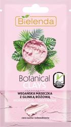 Bielenda Botanical Clays maseczka do twarzy z glinką różową 8g
