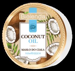 Bielenda COCONUT OIL masło do ciała 250ml