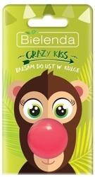 Bielenda Crazy Kiss Balsam do ust w kulce Małpa  8,5g