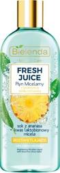 Bielenda FRESH JUICE Rozświetlający płyn micelarny Ananas 500ml