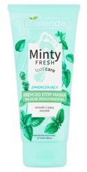 Bielenda Minty Fresh Krem-maska do stóp zmiękczający na silne zrogowacenia 100ml