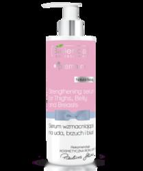 Bielenda Professional Natural Beauty Serum wzmacniające na uda, brzuch i biust 190ml