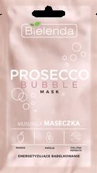 Bielenda Prosecco Bubble Mask Musująca maska do twarzy 8g