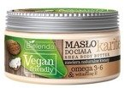 Bielenda Vegan Friendly Masło do ciała Masło Karite 250ml