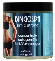 BingoSpa Koncentrat do masażu Kolagen 5% 250g