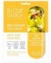 BioLogica Bee Venom Maska w Płachcie Pielęgnacja Anti-Age