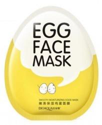 Bioaqua Egg Face Mask Nawilżająca maska do twarzy 30g